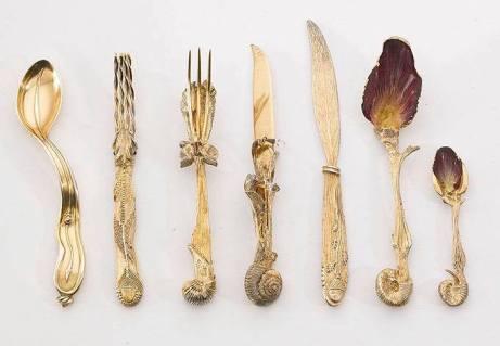 cutlery.set.salvador.dali.1957
