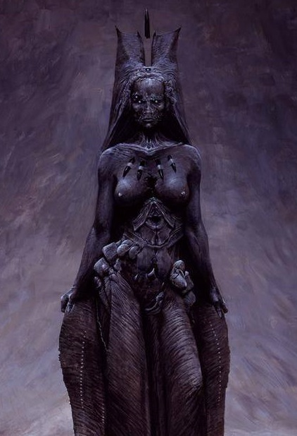 Queen of Hell: Persephone and the Crown Chakra | Planetary